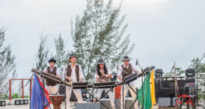 Rhythm of Borneo