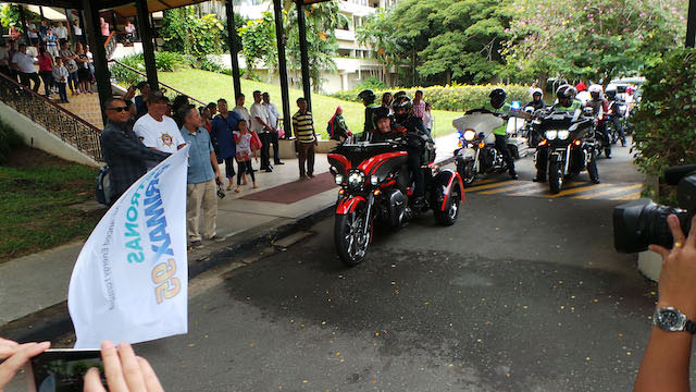 1st Malaysia International HOG Rally Flagged off