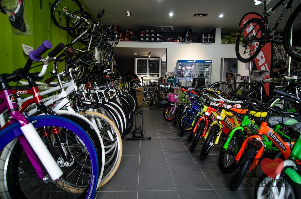 Tanjung Aru Bicycle Shop